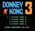 Donkey Kong 3 - donkey-kong photo