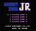 Donkey Kong Jr. - donkey-kong photo