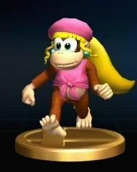 Donkey Kong Series Trophies