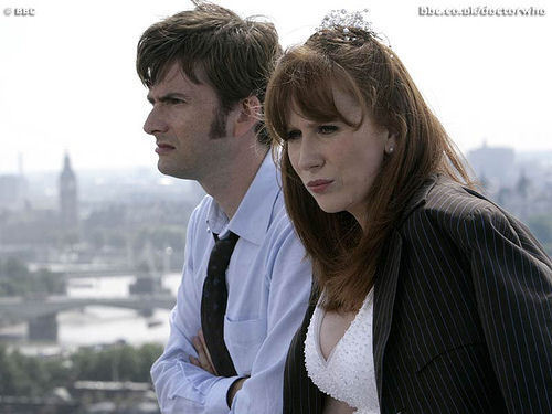 Donna Noble and the Doctor