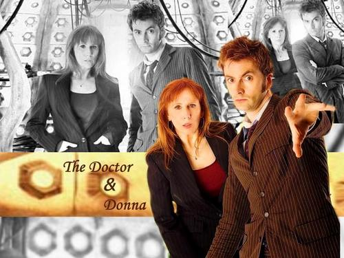 Donna & The Doctor