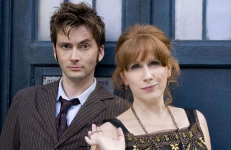 Donna and Doctor