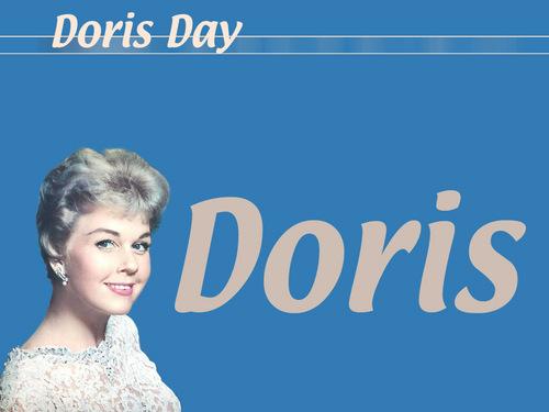 Doris día