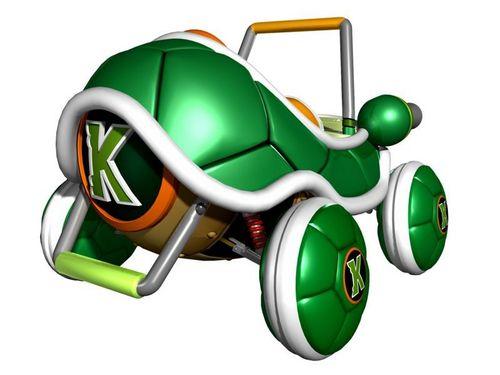 Double Dash Karts