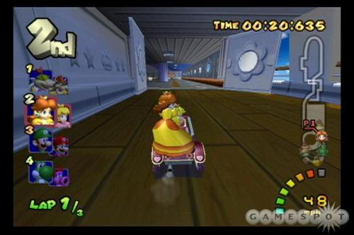 Double Dash Screens