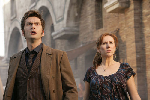 Dr Who - The Fires Of Pompeii