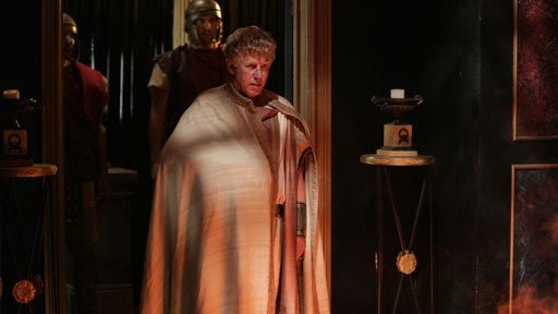 Dr Who The Fires Of Pompeii