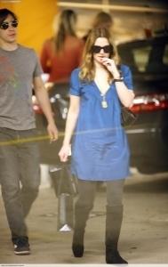 Drew Barrymore Candids