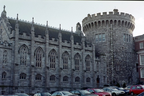 Castles images Dublin Castle in 2003 HD wallpaper and ...