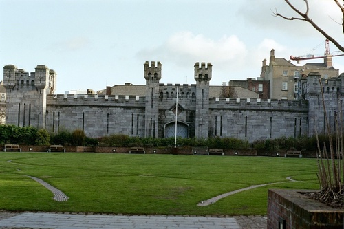 Dublin kastil, castle in 2003