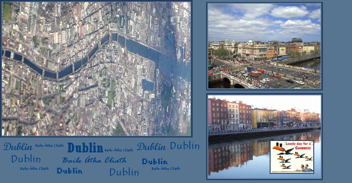 Dublin wallpaper
