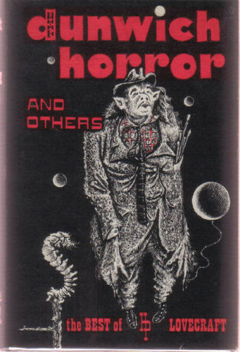 Dunwich Horror novel