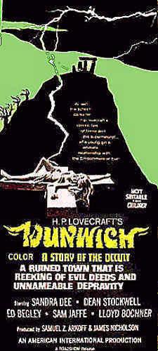 Witchcraft wallpaper called Dunwich Horror poster