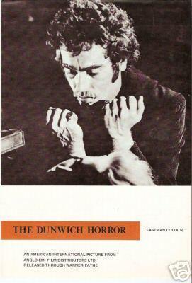 Witchcraft wallpaper titled Dunwich Horror program