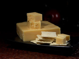 Dutch Edam - cheese Photo