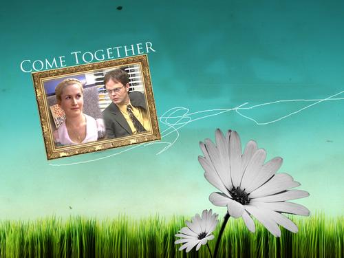 Dwight & Angela