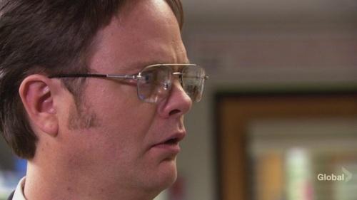 Dwight in hapunan Party