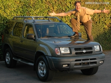 Dwight's New Car