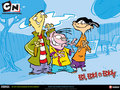 Ed, Edd n Eddy - ed-edd-and-eddy wallpaper
