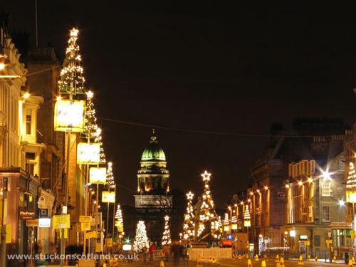 Edinburgh Hogmany