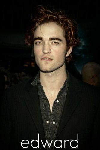 Edward Cullen!