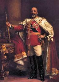 Edward VII of the U.Kingdom