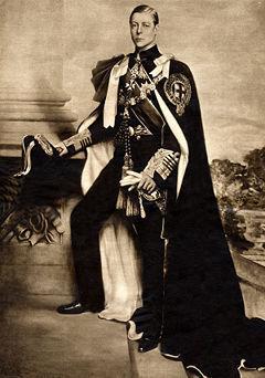 Edward VIII of the U.Kingdom
