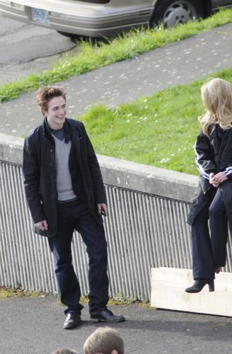Edward and Rosalie