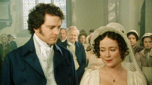 Elizabeth & Darcy