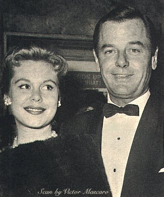 Elizabeth & Gig Young - elizabeth-montgomery Photo