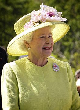 Elizabeth II of the U.Kingdom