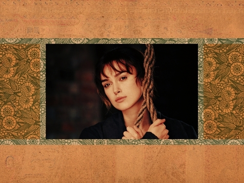Pride and Prejudice wallpaper called Elizabeth