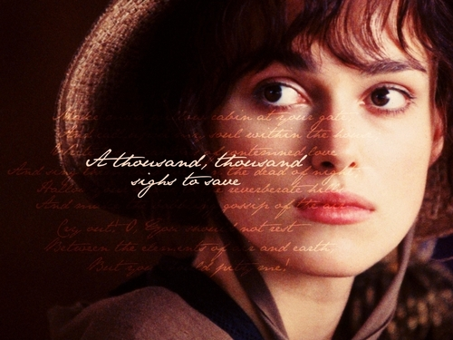 Pride and Prejudice wallpaper titled Elizabeth