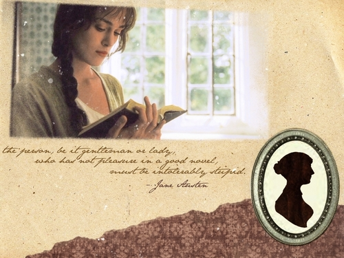 Pride and Prejudice wallpaper probably with a sign entitled Elizabeth