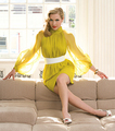 Emily Procter Poses for yew.