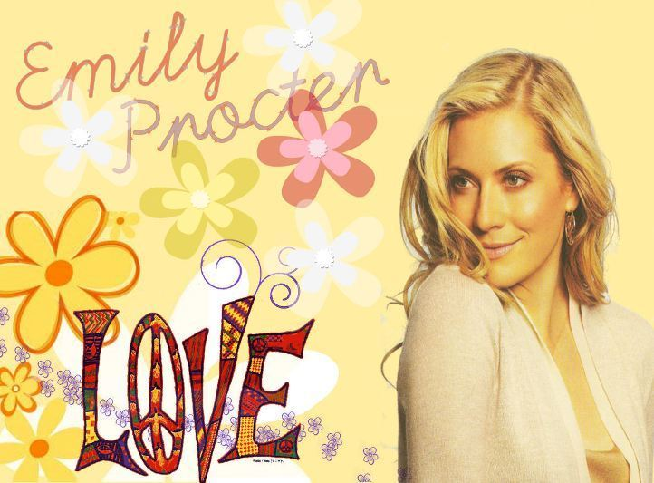 Emily Procter wallpaper