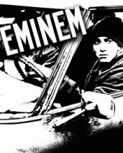 Rap and Hip-Hop wallpaper possibly with anime called Eminem