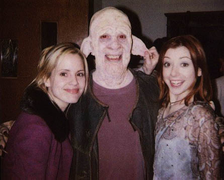 Emma Caulfield & Alyson H.