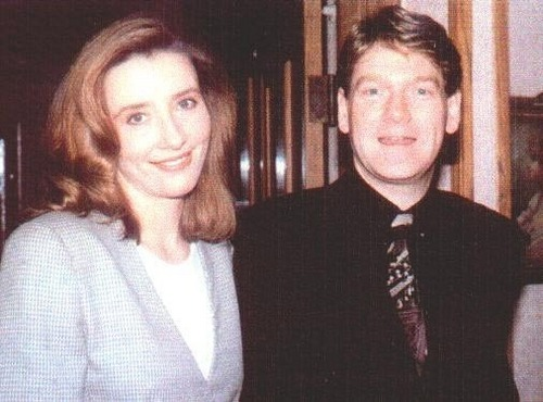Emma and Kenneth in 1992