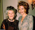 Emma and her Mum - emma-thompson photo
