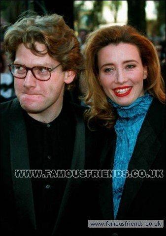 Emma with Kenneth Branagh