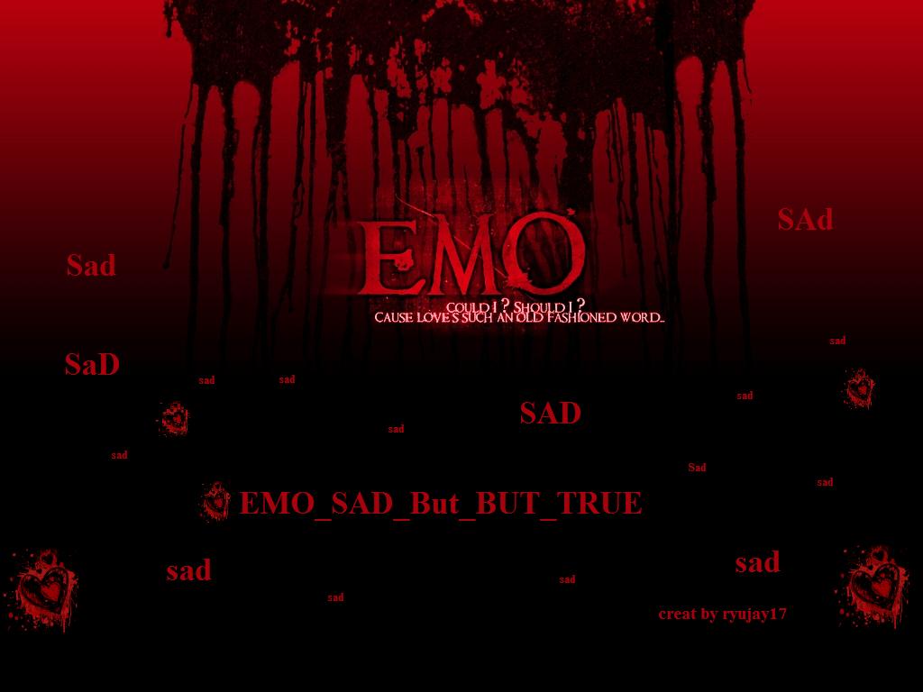 Emo Emo Wallpaper 1002313 Fanpop