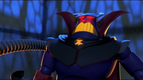 Disney Villains wallpaper titled Emperor Zurg - Toy Story 2
