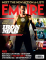 Empire Magazine - iron-man photo