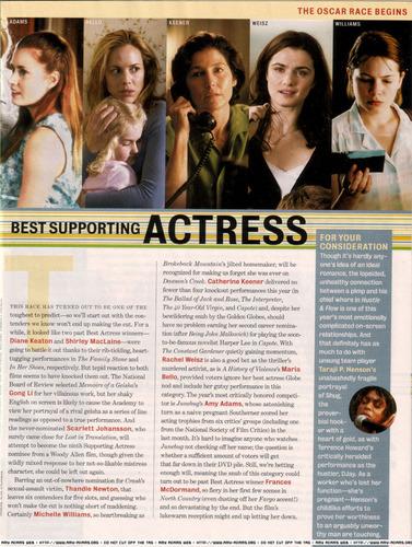 Entertainment Weekly Jan 20 06