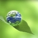 Environment Icons - keep-earth-green icon