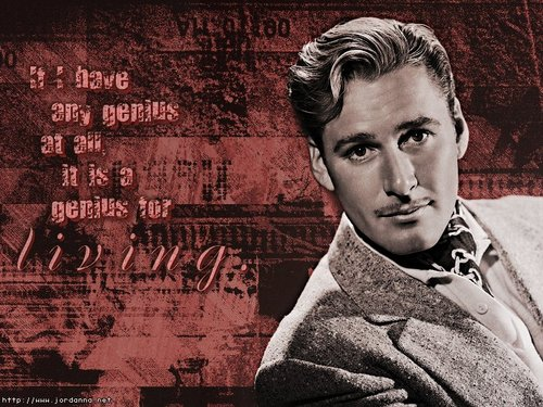 Errol Flynn - classic-movies Wallpaper