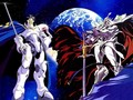 Escaflowne and Sharezad - the-vision-of-the-escaflowne wallpaper