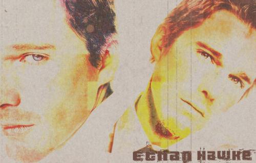 Ethan Hawke Фан-арт