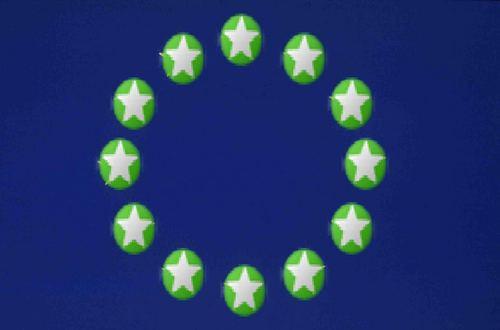 Europop Flag